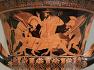 그리스 항아리 / 사르페돈의 죽음