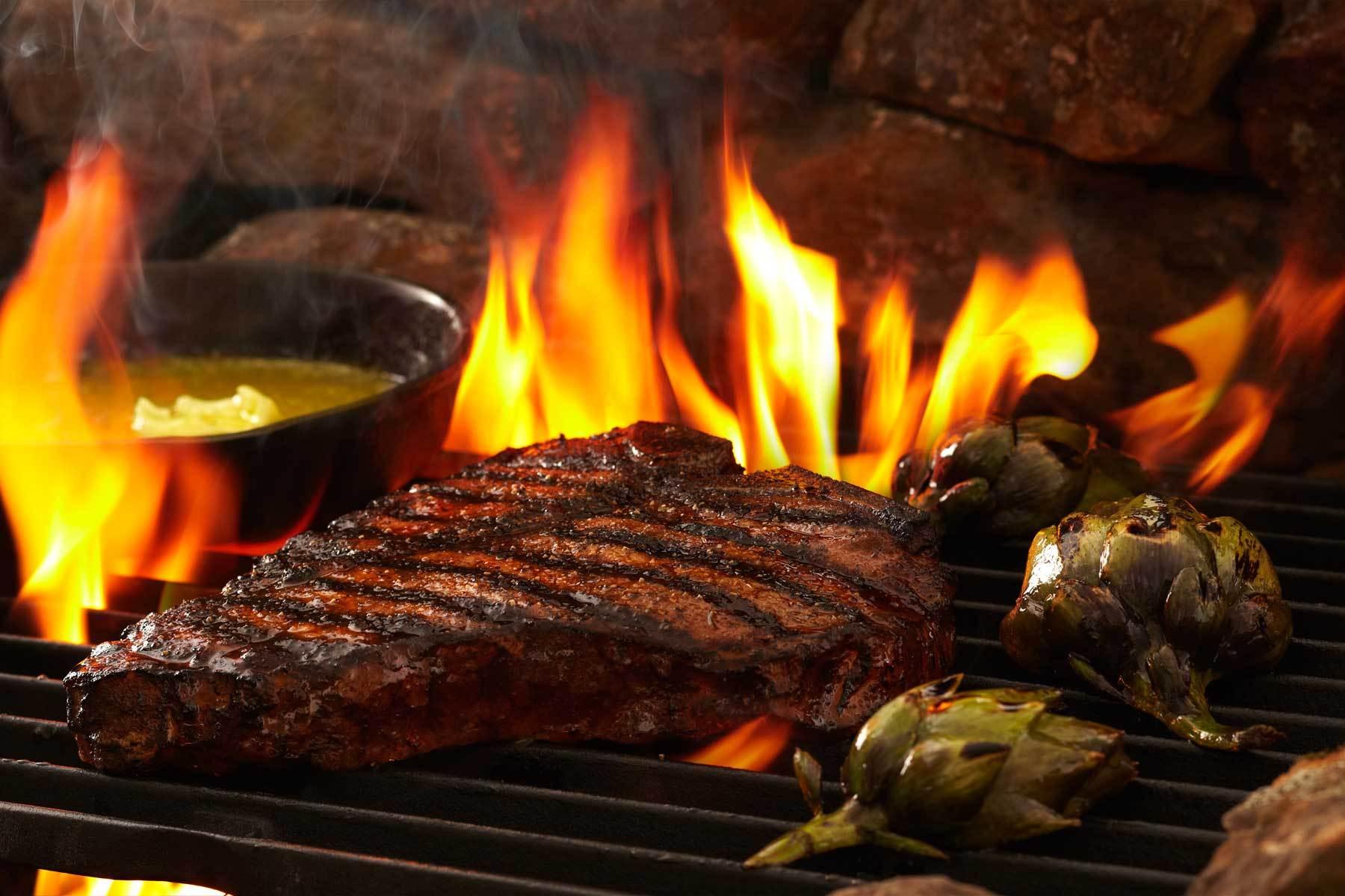 Flame broiled Kebabs