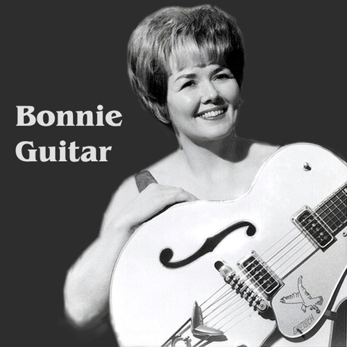 Image result for bonnie guitar