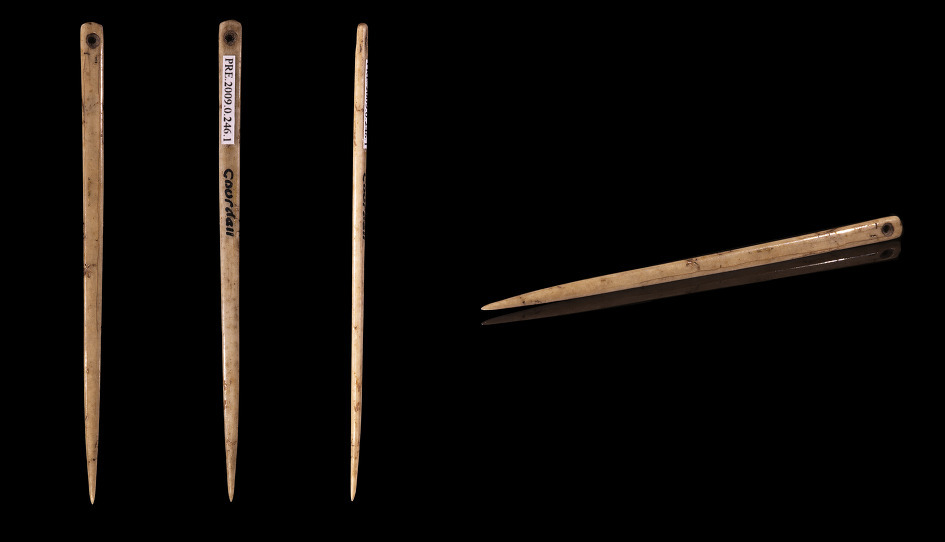 upper palaeolithic bone tools awl and fishhook The old stone age (paleolithic era) during this time humans used stone to make tools and stone was used many times as part of the actual tool.
