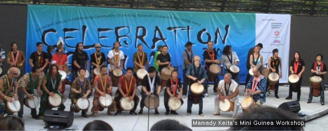 2010 마마디케이타 미니 아시아 젬베 워크샾 다녀왔습니다.
