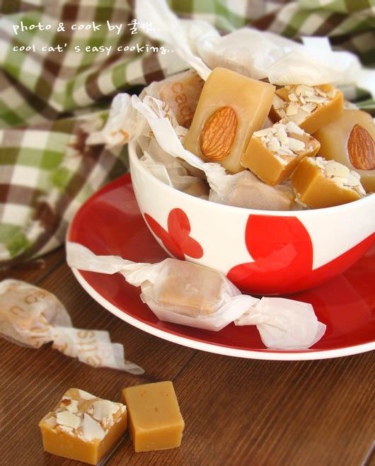 할로윈 특별 레시피..누구나 쉽게 만드는 부드러운 밀크 카라멜