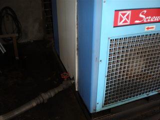 유창 Air Compressor 50Hp(Belt Type)