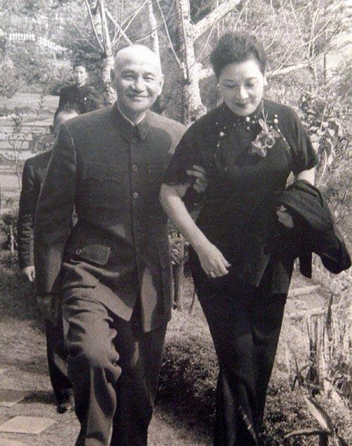 송미령(宋美齡)의 마지막 30년