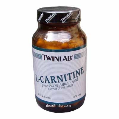 엘카르니틴  L-Carnitine