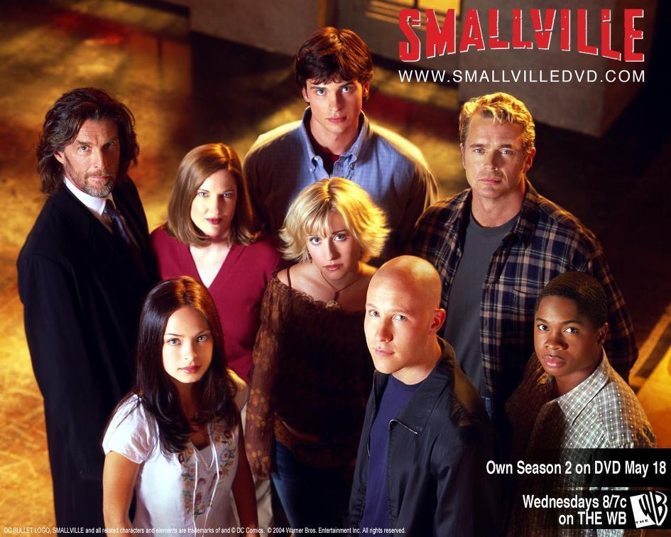 [미국드라마] 스몰빌(2001)
