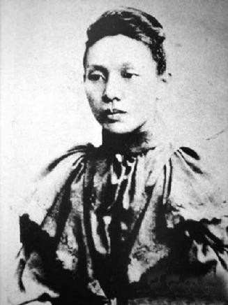 김아매(金雅妹): 중국최초의 여자유학생