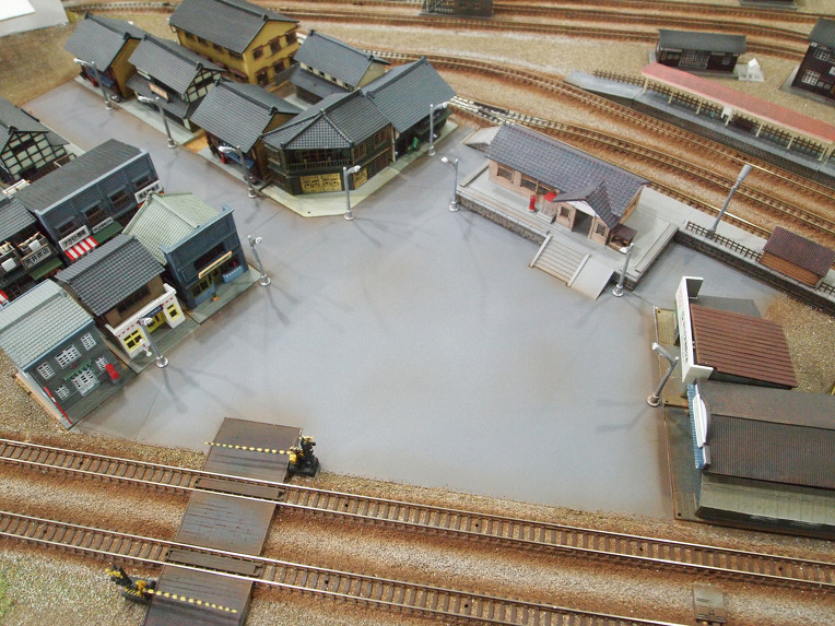 철도모형 디오라마 만들기