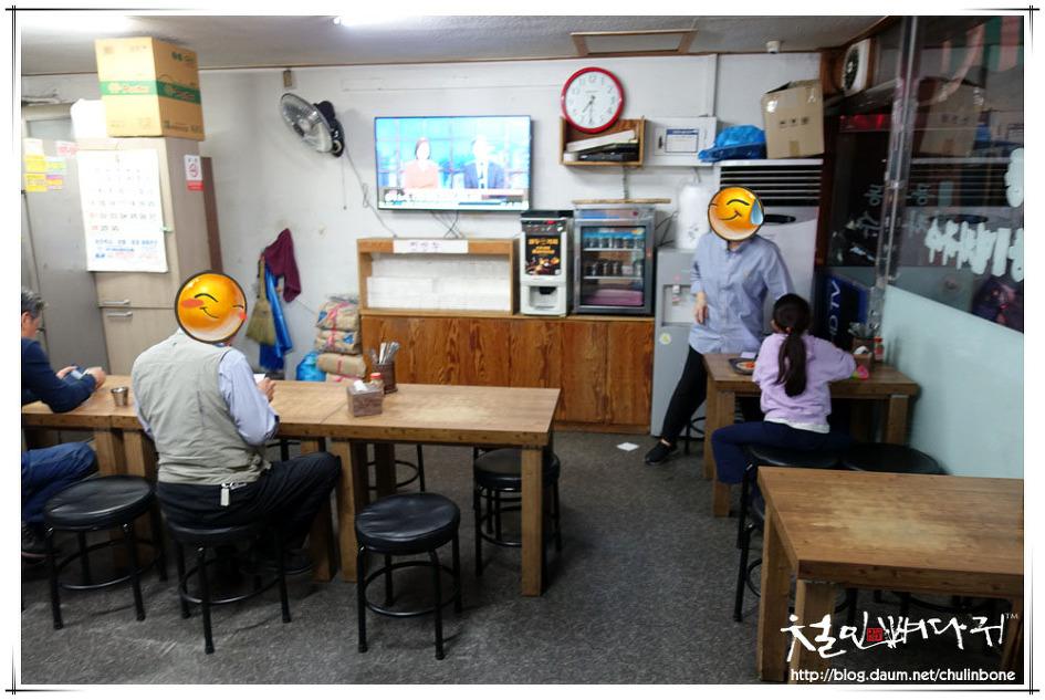 [서울식당] 공릉동멸치국수본점-비빔국수(30년전통.공릉역)
