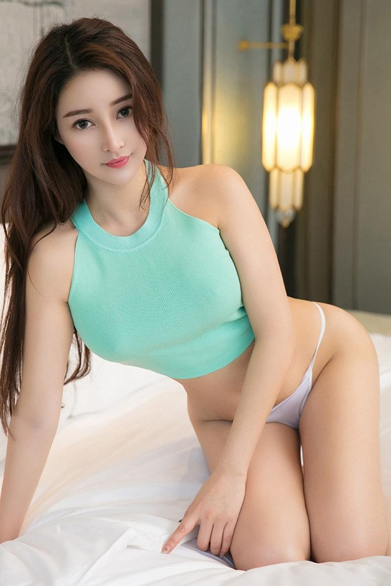 hot mood Chinese glamour