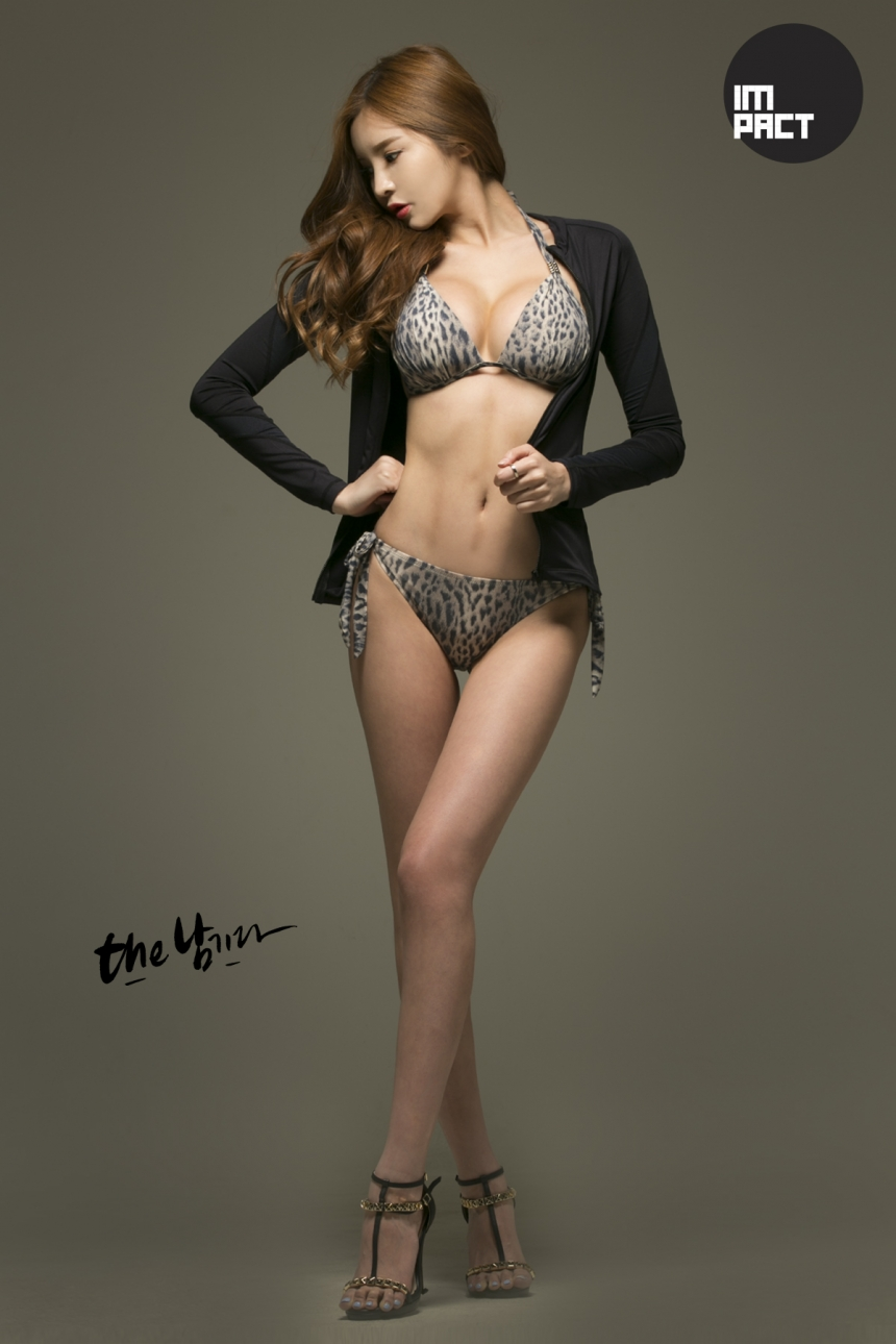 hot curvy Korean girl